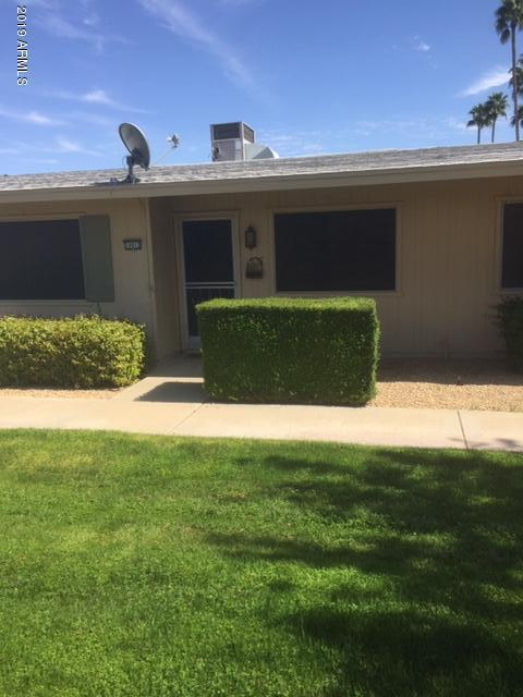 10912 W Santa Fe Drive, Sun City, AZ 85351 (MLS #5898738) :: REMAX Professionals