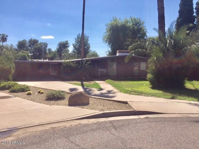 3211 E Orange Drive, Phoenix, AZ 85018 (MLS #5899687) :: The W Group