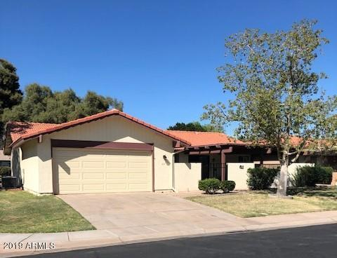 611 Leisure World, Mesa, AZ 85206 (MLS #5900758) :: Brett Tanner Home Selling Team