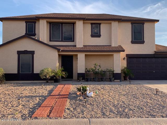 11331 W Lobo Drive, Arizona City, AZ 85123 (MLS #5901020) :: Yost Realty Group at RE/MAX Casa Grande