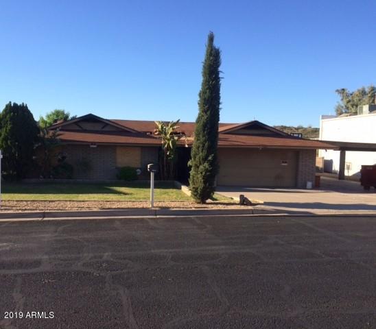 1809 E Ronald Road, Phoenix, AZ 85022 (MLS #5901393) :: The Daniel Montez Real Estate Group