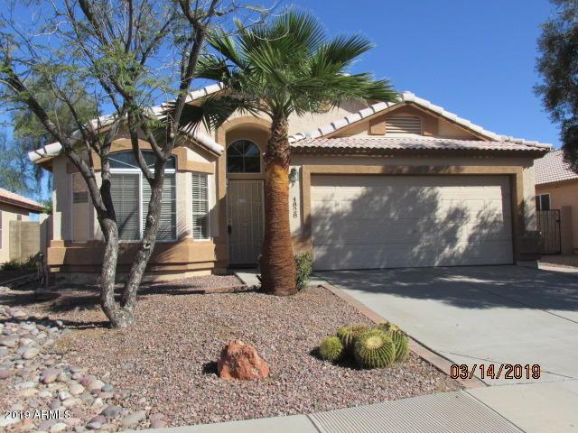 4828 E Harmony Avenue, Mesa, AZ 85206 (MLS #5903516) :: RE/MAX Excalibur