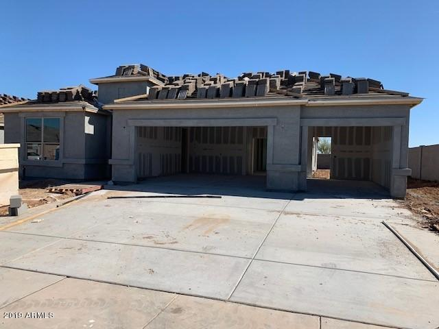 13821 W Desert Moon Way, Peoria, AZ 85383 (MLS #5903962) :: The Results Group