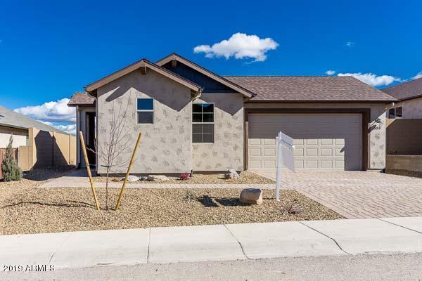 553 Ruffner Lane, Clarkdale, AZ 86324 (MLS #5903963) :: Yost Realty Group at RE/MAX Casa Grande