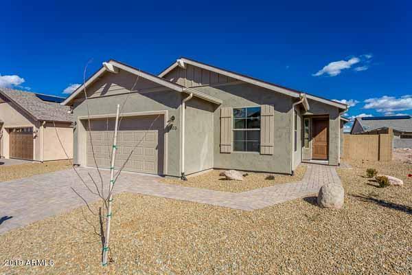 603 Tapco Lane, Clarkdale, AZ 86324 (MLS #5903981) :: Yost Realty Group at RE/MAX Casa Grande