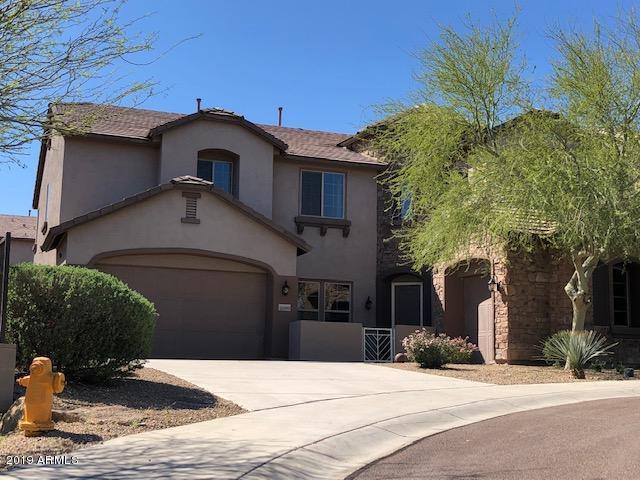 26889 N 87th Lane, Peoria, AZ 85383 (MLS #5904533) :: CC & Co. Real Estate Team