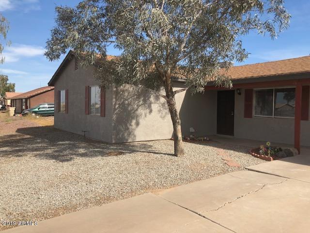 8961 W Magnum Drive, Arizona City, AZ 85123 (MLS #5904635) :: Yost Realty Group at RE/MAX Casa Grande