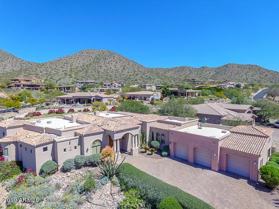 11802 E Larkspur Drive, Scottsdale, AZ 85259 (MLS #5905491) :: CC & Co. Real Estate Team