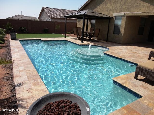 10863 E Quarry Circle, Mesa, AZ 85212 (MLS #5905619) :: Yost Realty Group at RE/MAX Casa Grande