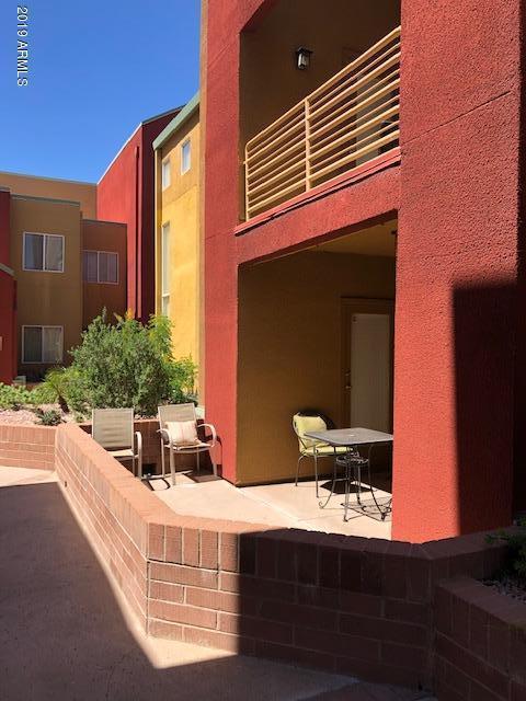 154 W 5TH Street #142, Tempe, AZ 85281 (MLS #5907849) :: Yost Realty Group at RE/MAX Casa Grande