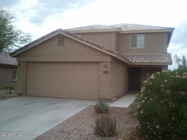 708 S 223RD Lane, Buckeye, AZ 85326 (MLS #5909687) :: Yost Realty Group at RE/MAX Casa Grande