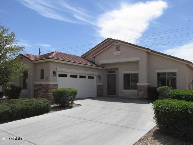 16799 W Rio Vista Lane, Goodyear, AZ 85338 (MLS #5909940) :: Lux Home Group at  Keller Williams Realty Phoenix