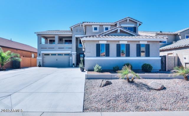 41151 W Robbins Drive, Maricopa, AZ 85138 (MLS #5910215) :: Yost Realty Group at RE/MAX Casa Grande