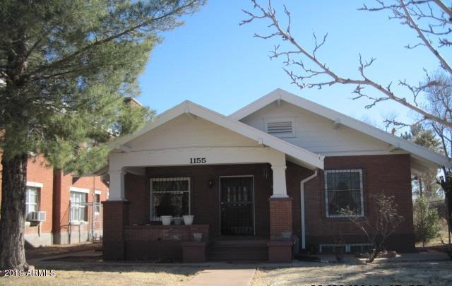 1155 E 10TH Street, Douglas, AZ 85607 (MLS #5911684) :: The Kenny Klaus Team