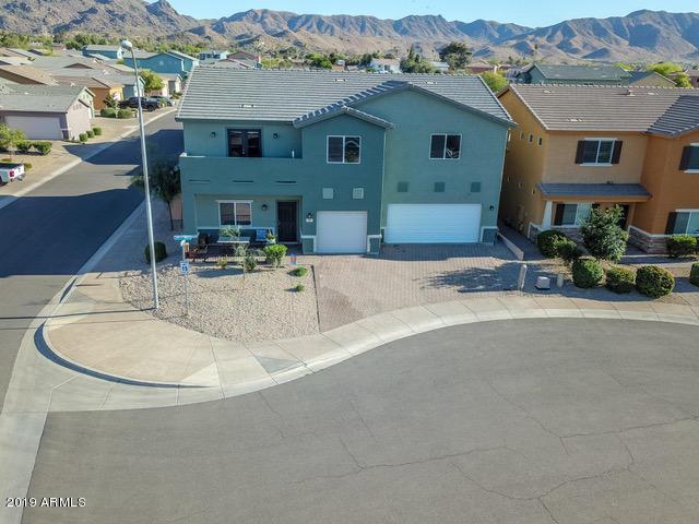 503 W Melody Drive, Phoenix, AZ 85041 (MLS #5911818) :: CC & Co. Real Estate Team