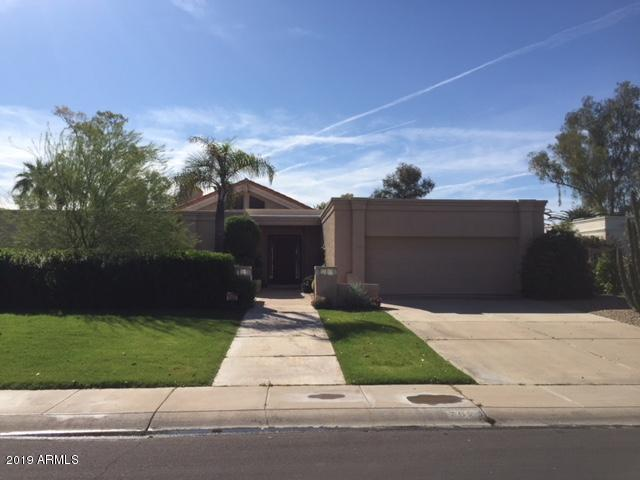 7625 E Via Del Placito Road, Scottsdale, AZ 85258 (MLS #5911965) :: Yost Realty Group at RE/MAX Casa Grande