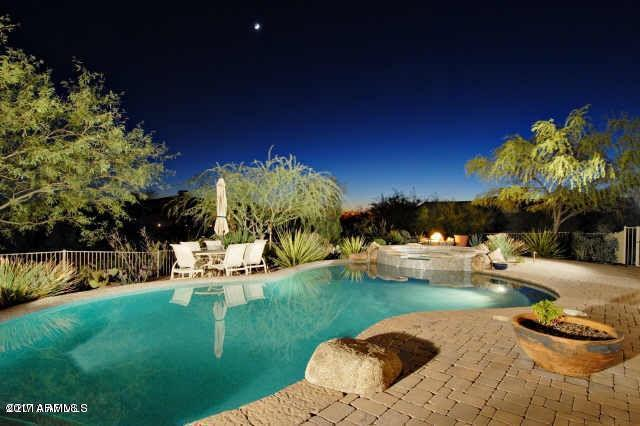 10143 E Happy Hollow Drive, Scottsdale, AZ 85262 (MLS #5912644) :: Yost Realty Group at RE/MAX Casa Grande