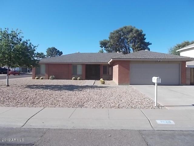 4628 W Cochise Drive, Glendale, AZ 85302 (MLS #5914781) :: CC & Co. Real Estate Team
