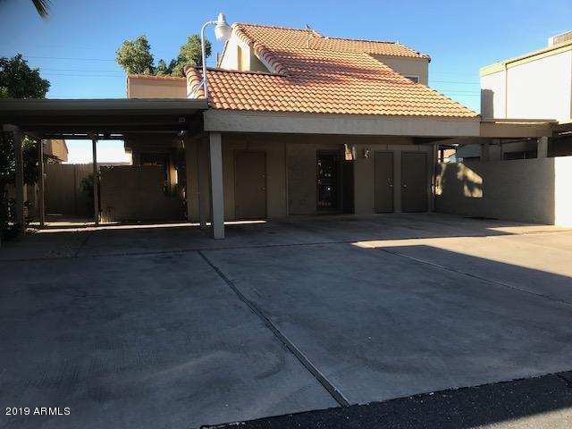 2415 W Greenway Road #14, Phoenix, AZ 85023 (MLS #5915023) :: My Home Group