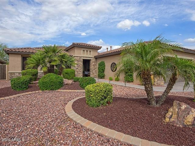 2662 N 162ND Lane, Goodyear, AZ 85395 (MLS #5915341) :: Devor Real Estate Associates