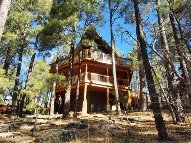 95 W Campfire Trail, Munds Park, AZ 86017 (MLS #5917814) :: CC & Co. Real Estate Team