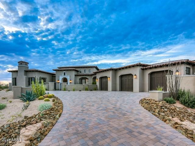 36532 N 100th Way, Scottsdale, AZ 85262 (MLS #5918590) :: Openshaw Real Estate Group in partnership with The Jesse Herfel Real Estate Group