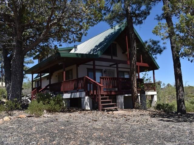 6235 Mogollon Trail, Show Low, AZ 85901 (MLS #5919973) :: The W Group