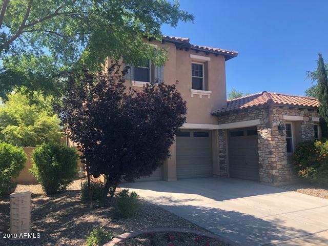 3196 S Cottonwood Drive, Chandler, AZ 85286 (MLS #5920561) :: The W Group
