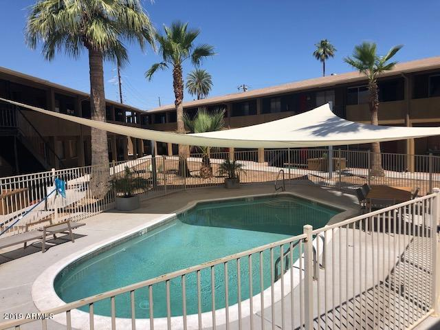 4401 N 12TH Street #210, Phoenix, AZ 85014 (MLS #5920953) :: The Pete Dijkstra Team