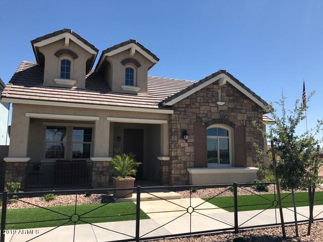 2863 S Bar Diamond Street, Gilbert, AZ 85295 (MLS #5921533) :: Revelation Real Estate