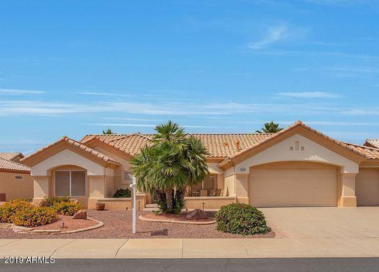 14618 W Caballero Drive, Sun City West, AZ 85375 (MLS #5922476) :: Riddle Realty