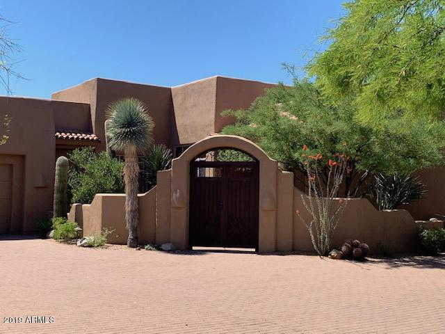11137 E Mariola Way, Scottsdale, AZ 85262 (MLS #5925131) :: The Daniel Montez Real Estate Group