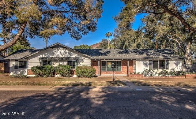 4862 E Calle Redonda, Phoenix, AZ 85018 (MLS #5925288) :: CC & Co. Real Estate Team