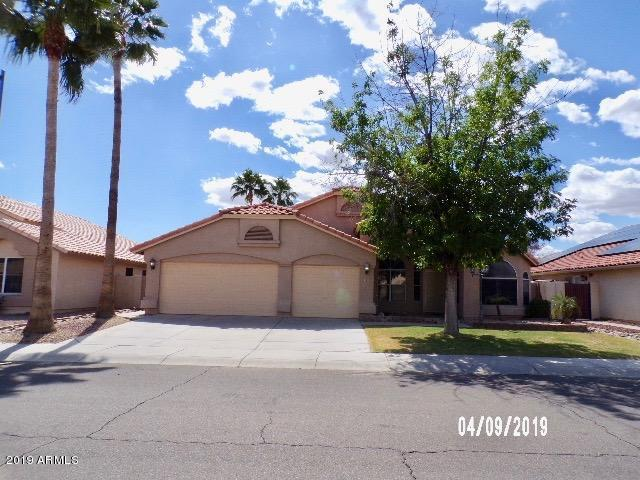 2414 N 127TH Lane, Avondale, AZ 85392 (MLS #5925355) :: The Daniel Montez Real Estate Group