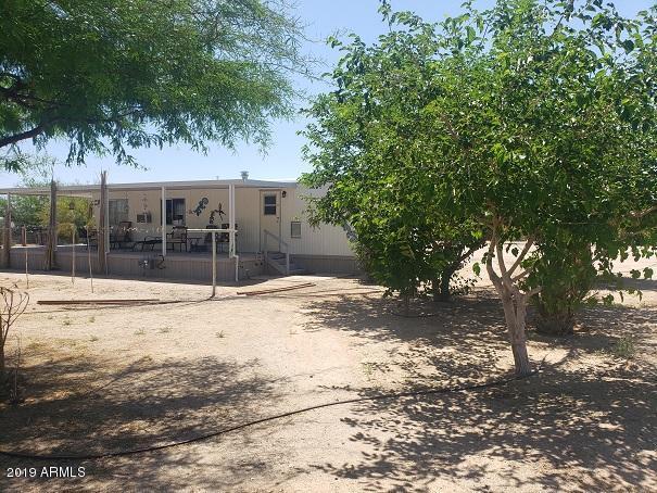 64904 Highway 60, Salome, AZ 85348 (MLS #5925874) :: Nate Martinez Team