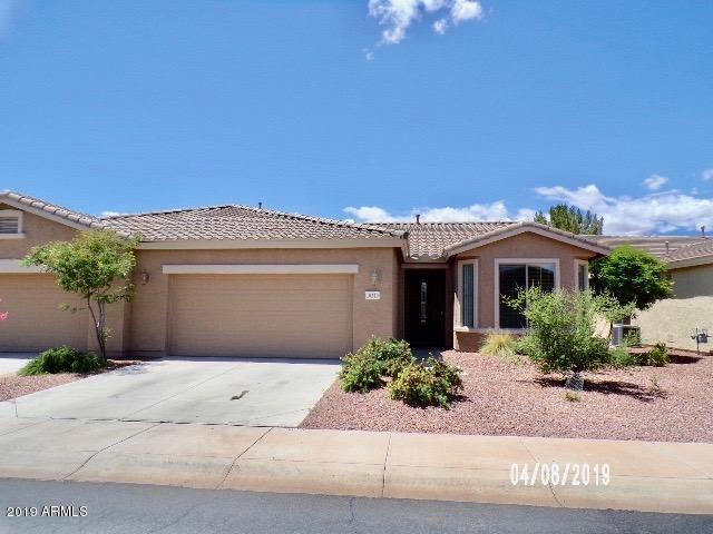 20310 N Goodman Road, Maricopa, AZ 85138 (MLS #5926848) :: CC & Co. Real Estate Team