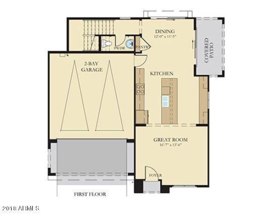 674 N Abalone Drive, Gilbert, AZ 85233 (MLS #5927503) :: CC & Co. Real Estate Team