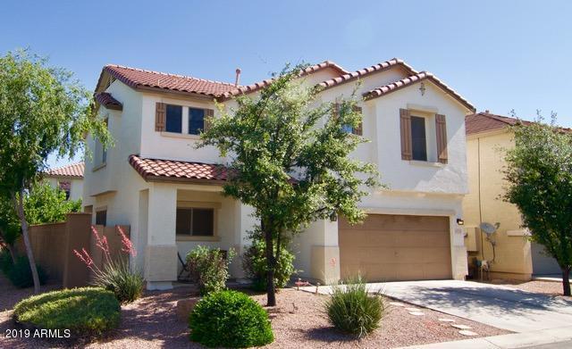 2715 S Sailors Way, Gilbert, AZ 85295 (MLS #5927607) :: CC & Co. Real Estate Team