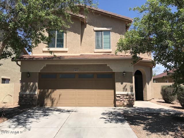 1802 N Wildflower Lane, Casa Grande, AZ 85122 (MLS #5927979) :: CC & Co. Real Estate Team
