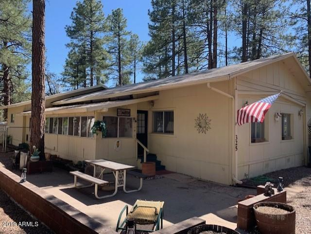 325 W Pine Oak Lane, Lakeside, AZ 85929 (MLS #5928074) :: The Pete Dijkstra Team