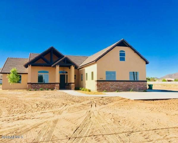 199XX E Stacey Road, Queen Creek, AZ 85142 (MLS #5928100) :: Realty Executives