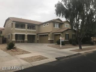 17635 W Pershing Street, Surprise, AZ 85388 (MLS #5928181) :: Devor Real Estate Associates