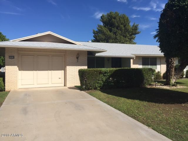 10918 W Caron Drive, Sun City, AZ 85351 (MLS #5928244) :: The W Group