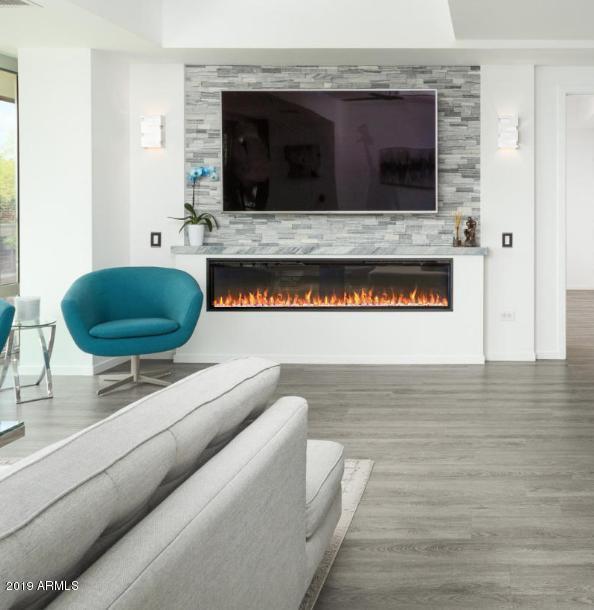 7127 E Rancho Vista Drive #3001, Scottsdale, AZ 85251 (MLS #5928343) :: CC & Co. Real Estate Team