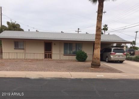 315 N 55TH Street, Mesa, AZ 85205 (MLS #5928537) :: Homehelper Consultants