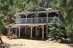 7935 S Breezy Pine Road, Prescott, AZ 86303 (MLS #5928780) :: CC & Co. Real Estate Team
