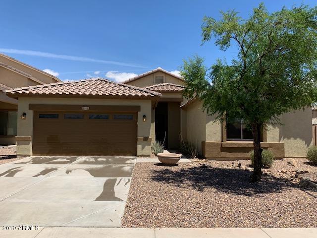 46006 W Rainbow Drive, Maricopa, AZ 85139 (MLS #5929584) :: CC & Co. Real Estate Team