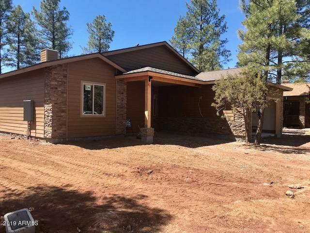 5449 S Elk Springs Drive, Lakeside, AZ 85929 (MLS #5929588) :: Yost Realty Group at RE/MAX Casa Grande