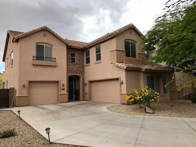 7101 W Nadine Way, Peoria, AZ 85383 (MLS #5930949) :: Team Wilson Real Estate