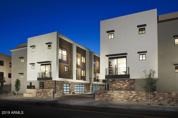 6990 E 6th Street #1027, Scottsdale, AZ 85251 (MLS #5931004) :: Riddle Realty